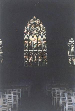 St.Giles Ghost